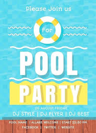 Free Pool Party Invitations Printable Swimming Party Invitation Pool Splash Invite Beach Printable