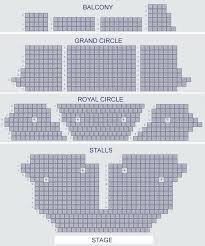 Theatre Royal Drury Lane Seating Chart Her Majestys Theatre London Tickets Location Seating Plan