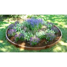 Small Picture Garden Design Garden Design with Circular Raised Garden Bed Ideas