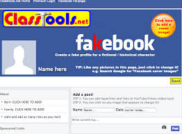 Free Facebook Templates To Use In Class Educational Technology And