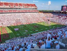 Gaylord Family Oklahoma Memorial Stadium Section 109 Seat