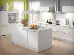 White Kitchen Wood Floor White Kitchen Wood Floor L Shaped White Gloss Plywood Kitchen