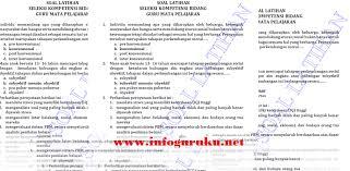 Surya co id jelang ujian cpns 2018 badan kepegawaian negara bkn juga memberikan informasi mengenai kisi kisi soal cpns. Download Contoh Soal Tes Skb Cpns 2018 Formasi Guru Infoguruku