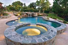 Attached Spa Design Ideas for Your Pool Premier Pools Spas