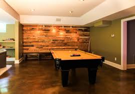 Small Picture Concrete Basement Wall Ideas Basement Wall Ideas In Home Design