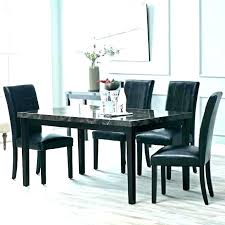 dining table covers black dinner s small glass round and