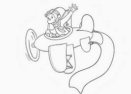 Curious George Camping Coloring Pages Image Sense Coloring Pages