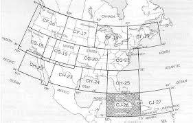Wac Charts Canada Types Of Maps World Aeronautical Chart