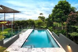 pool fence cost whirlpool give a luxurious look to the by installing glass fencing pool fence cost