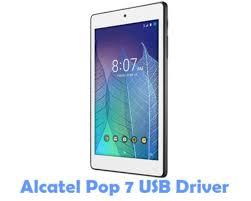 Download Alcatel Pop 7 USB Driver