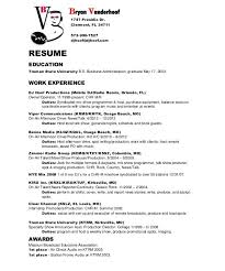 On Air Personality Resume Sample