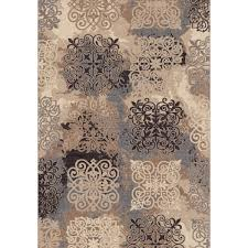 dynamic transitional treasure 7910 area rug collection