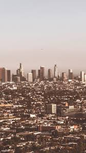 These hd iphone wallpapers and backgrounds are free to download for your iphone x. View Of Los Angeles City Mobile Phone Wallpaper Free Image By Rawpixel Com Teddy Rawpixel Los Angeles Wallpaper Usa Wallpaper City Wallpaper