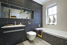 contemporary bathroom vanities the attractive of contemporary bathroom vanity sets with bathroom mirror above decorated with flowers plus wall hung water