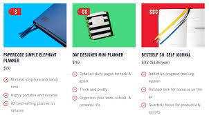 Business Day Planners 21 Of The Best Planners For 2019