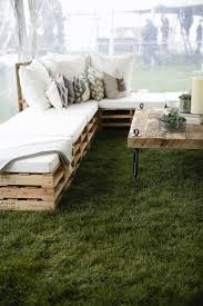 pallet patio furniture decor. Give Your Backyard A Rustic Chic Feel With Upcycled Pallet Furniture. Patio Furniture Decor I