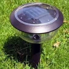Non Electric Led Garden Solar Lighting For Parks And Courtyards Solar Garden Lights Price