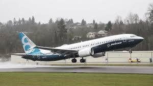 Image result for 737 max first flight