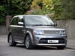 Used 2010 Land Rover Range Rover Sport Tdv8 Autobiography Sport ...