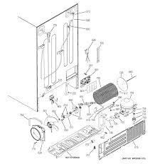 Generous general electric refrigerator wiring diagrams images