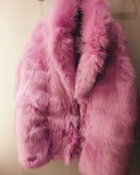 mama wants a superfly faux fur coat h m pink faux fur coat