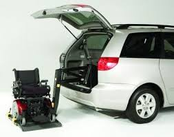 wheelchair lift for car. Joey Vehicle Lift \u2014 Model VSL-4000HW Wheelchair For Car