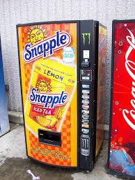 Snapple Vending Machine Impressive Snapple Vending Machine Elmira NY 48 A Photo On Flickriver