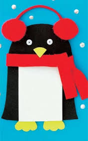 Christmas penguin cards - goodtoknow