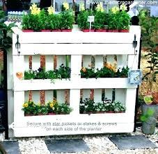 hen window herb garden planter herbs a outdoors growing kitchen diy