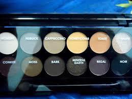 review sleek makeup i divine au naturel palette