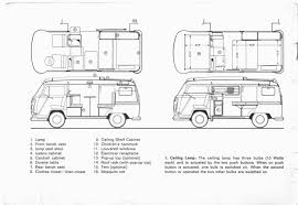 the 1968 1971 vw type 2 t2a bus