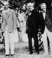 henry ford with thomas edison. Wonderful Ford Henry Ford With Thomas Edison And Harvey Firestone And With 2