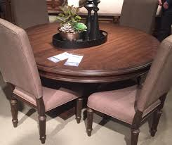 beautiful dark cherry round dining table broyhill lyla round pedestal contemporary dining room full size