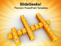 Motivate Leadership Team Motivate Success Leadership Powerpoint Templates And Powerpoint