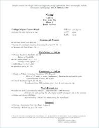 Resume Tem Scholarship Resume Template Puentesenelaire Cover Letter