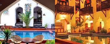 Hotel Maru Palace Dhow Palace Hotel Zanzibar Stone Town Accommodation In Tanzania