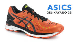 Running Shoe Overview: <b>ASICS GEL</b>-<b>Kayano</b> 23 - YouTube