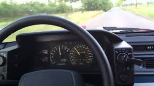 0-120 Toyota MR2 AW11 1.6 20v blacktop inside 1986 - YouTube