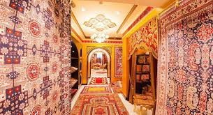 new carpet weaving brand to appear in