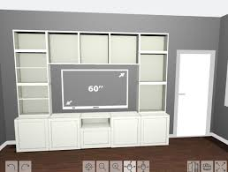 diy home ikea besta how to design and install the ikea besta system