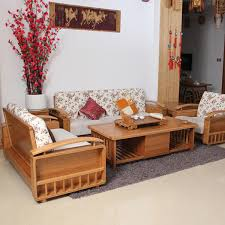 sofa set furniture design. Chinese Sofa Designs Amber Puce Colour From Bamboo High Quality Armchairs Backrest Rectangular Wooden Table Set Furniture Design