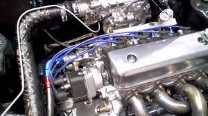 700+ Flywheel hp honda accord f22a SOHC idle test - YouTube