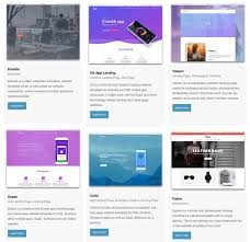 Website Gallery Design Ideas 006 Preview2 Template Ideas Free Download Creative Web