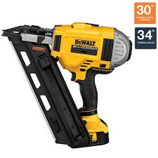 home depot dewalt. dewalt 20-volt max xr lithium-ion cordless brushless 2-speed 33-degree framing nailer with battery 4ah, charger and case-dcn692m1 - the home depot dewalt d