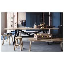 Ikea Dinning Room skogsta dining table acacia 240x100 cm ikea 7599 by uwakikaiketsu.us