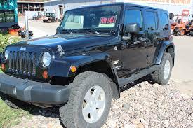 used 4 door jeep wrangler 1