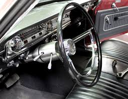 sema preview ididit to introduce new tilt steering column for falcon paintablesteelcolumncustomerinstallpic