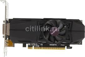 Купить <b>Видеокарта GIGABYTE</b> nVidia <b>GeForce GTX</b> 1050TI , GV ...