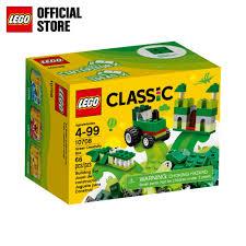 lego clic green creativity box 10708