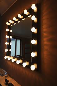 Mirror Lights Bedroom 17 Best Images About For The Home On Pinterest Red And Blue